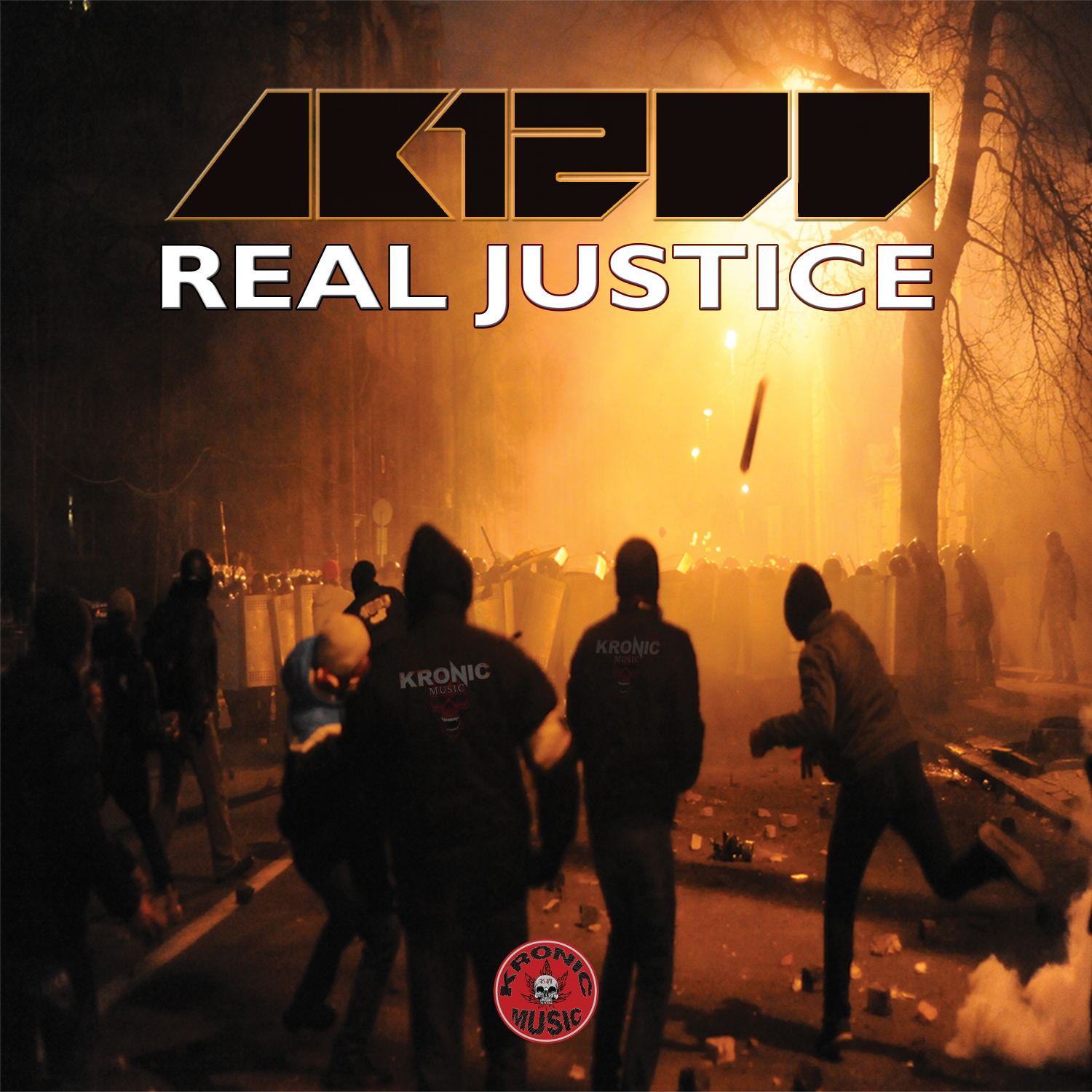 AK1200  - Real Justice (The Cenobites Remix)