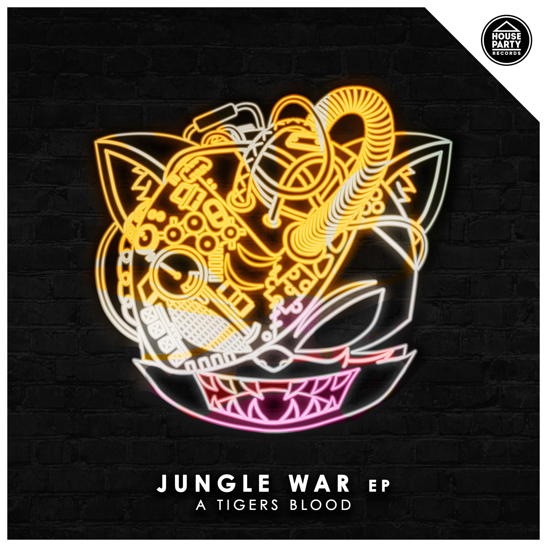 A Tigers Blood - Jungle War (Original Mix)