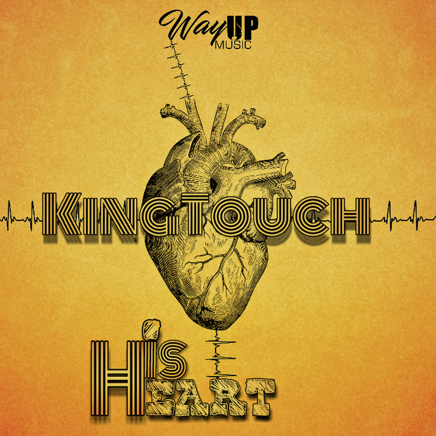 KingTouch & Tee-R - His Heart (feat. Tee-R) (Vocal Version)
