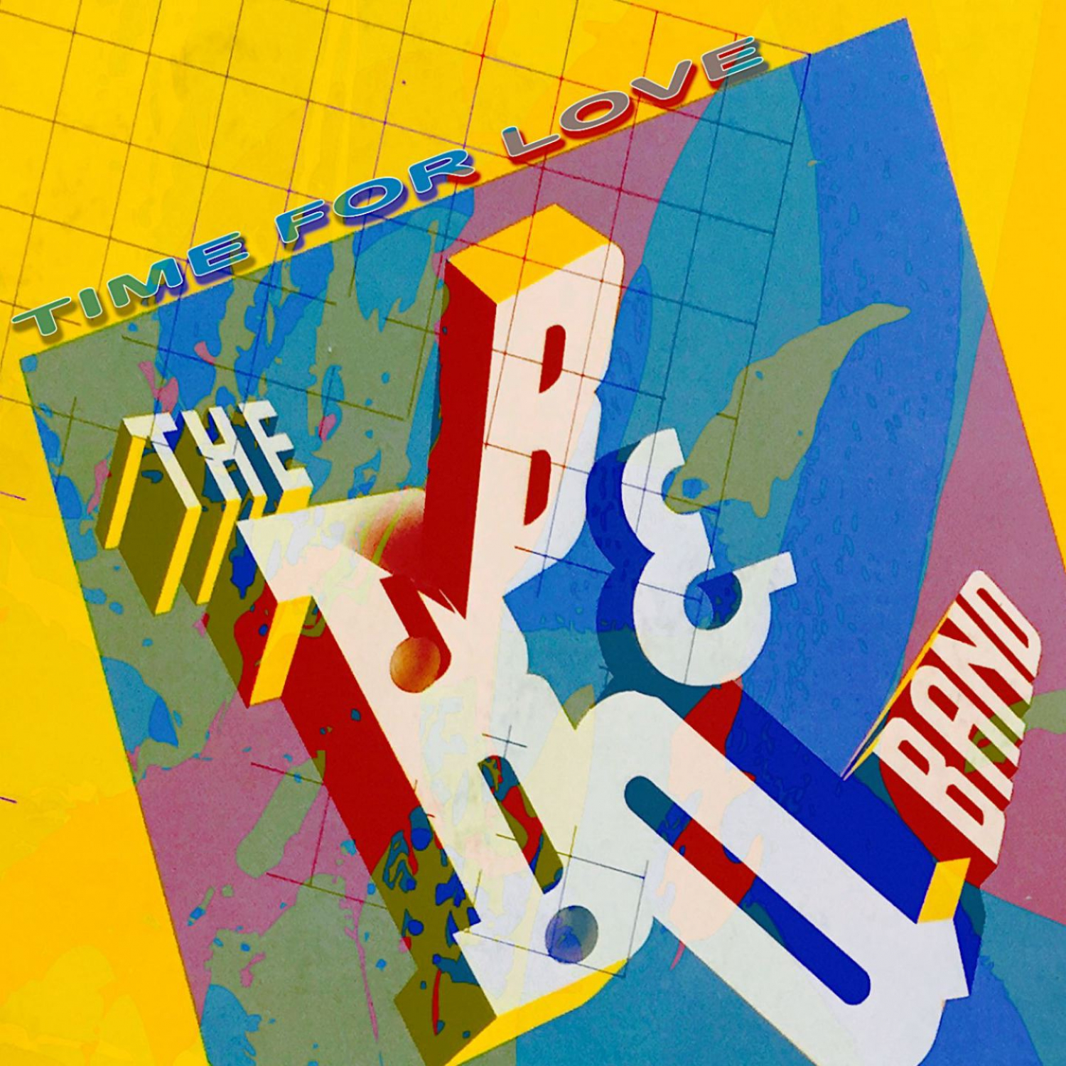 The B. B. & Q. Band - Time for Love (Original Mix)