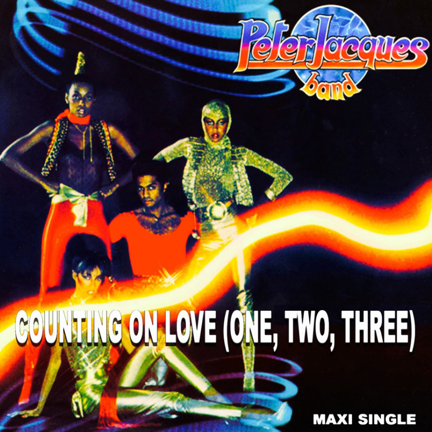 Peter Jacques Band - Counting on Love (One, Two, Three) (Single Version)
