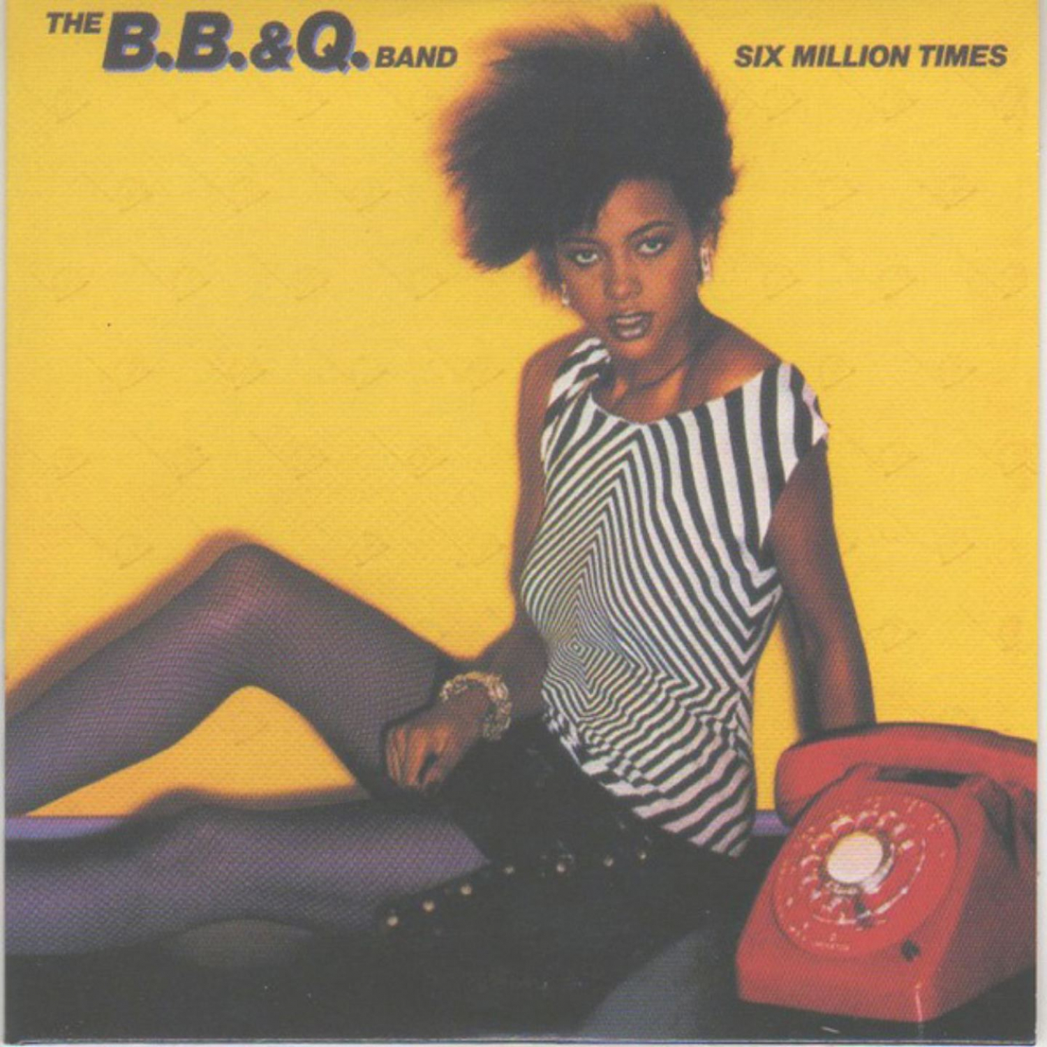 The B. B. & Q. Band - She\'s a Passionate Lover (Original Mix)