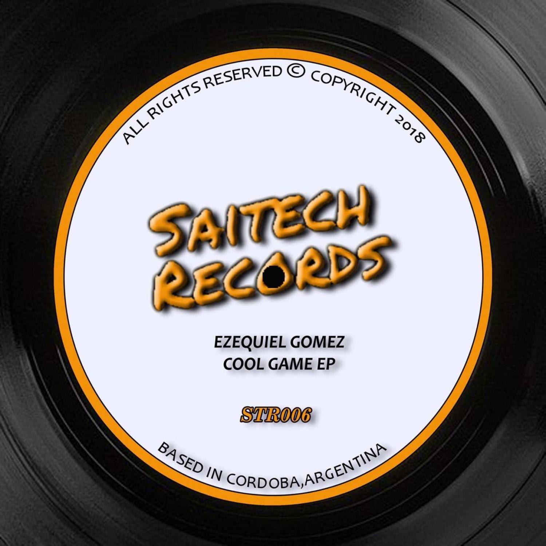 Ezequiel Gomez - Batuke (Original Mix)