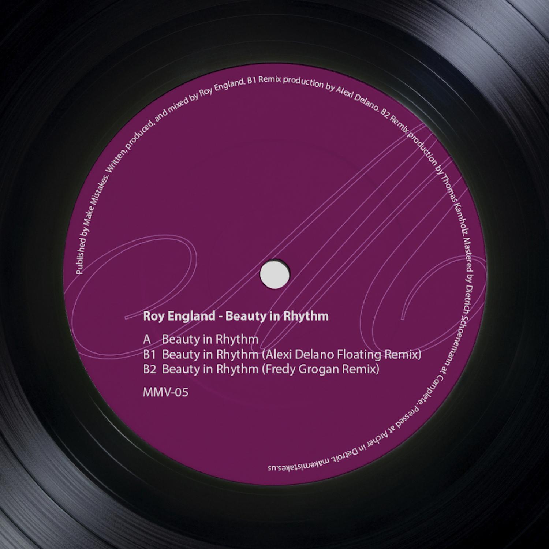 Roy England  - Beauty in Rhythm (Alexi Delano Floating Remix)