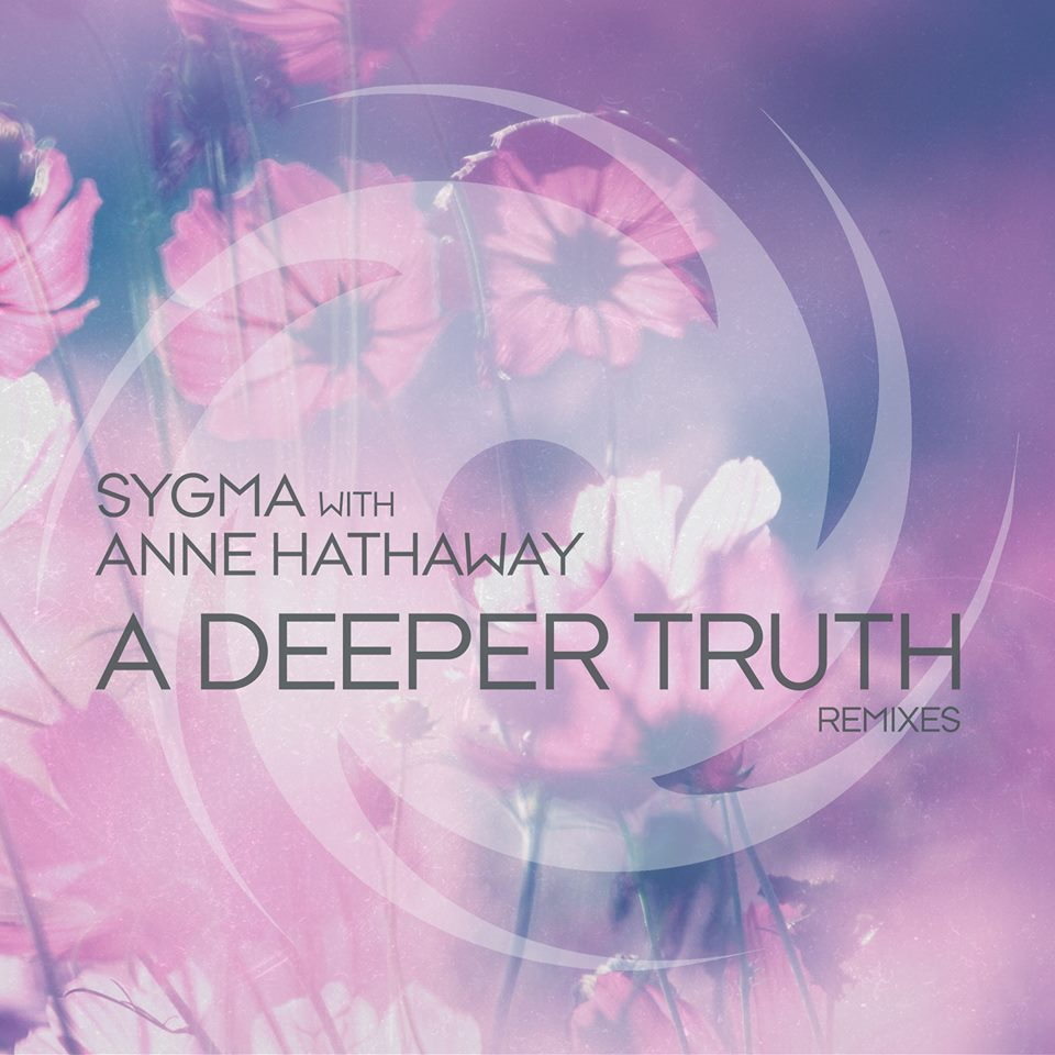 Sygma with Anne Hathaway - A Deeper Truth  (Peter Santos Dub)