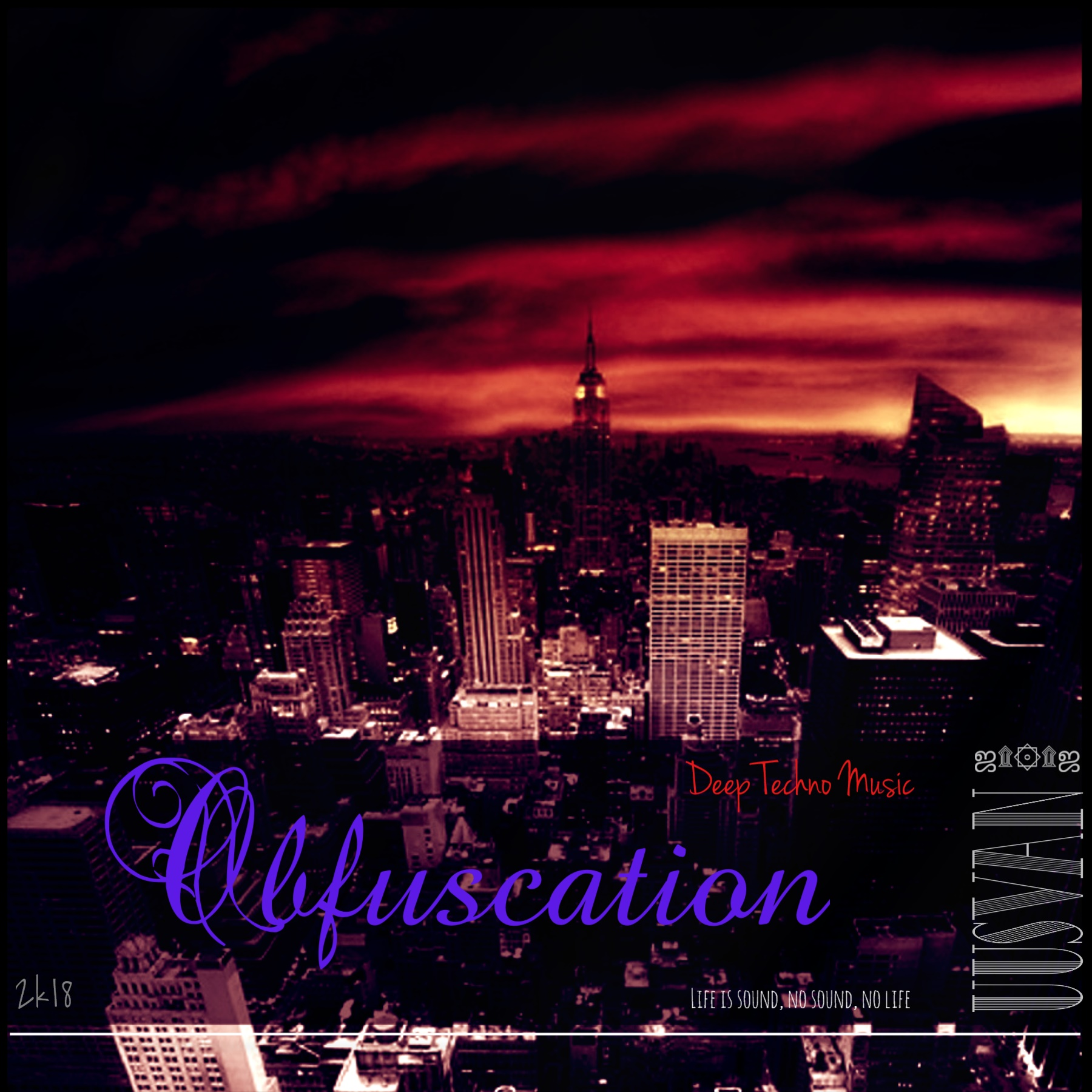 UUSVAN - Obfuscation (D & T 2k18)