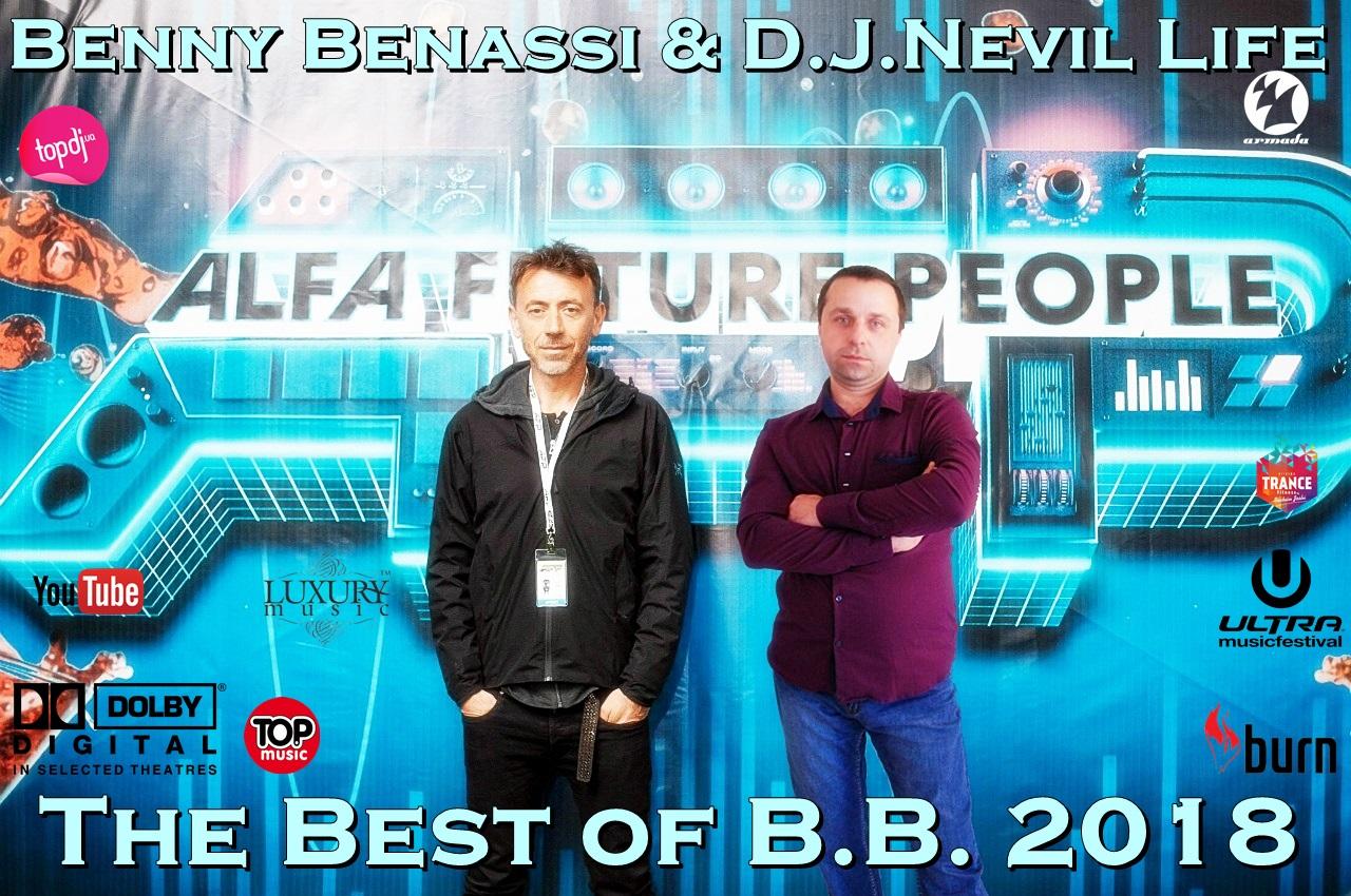 D.J.Nevil Life - The Best of B.B. 2018 ()