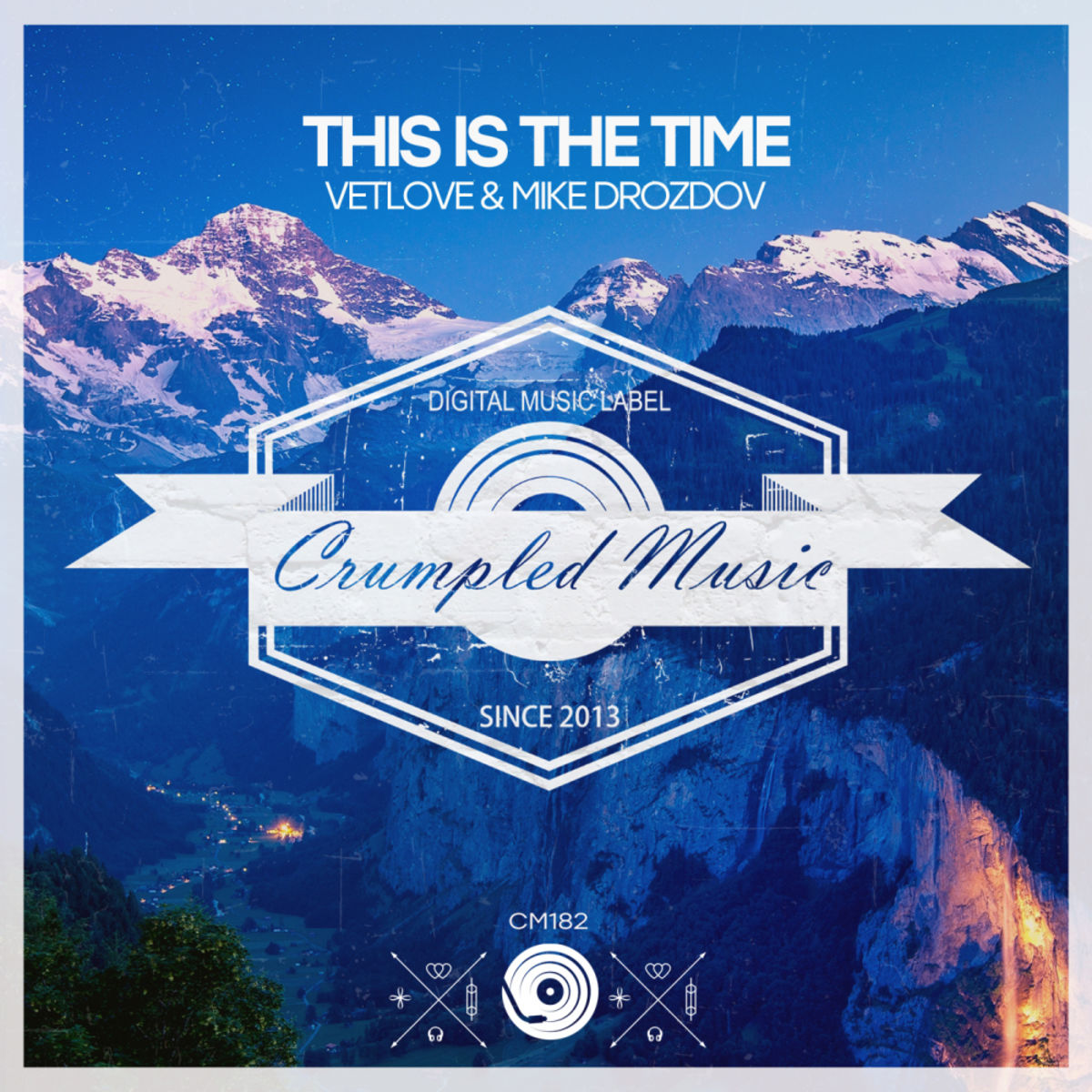 VetLOVE, Mike Drozdov - This Is The Time  (Dub Mix)