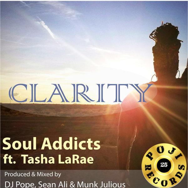 Soul Addicts feat. Tasha LaRae - Clarity  (DjPope Sound Of Baltimore Reprise Mix)