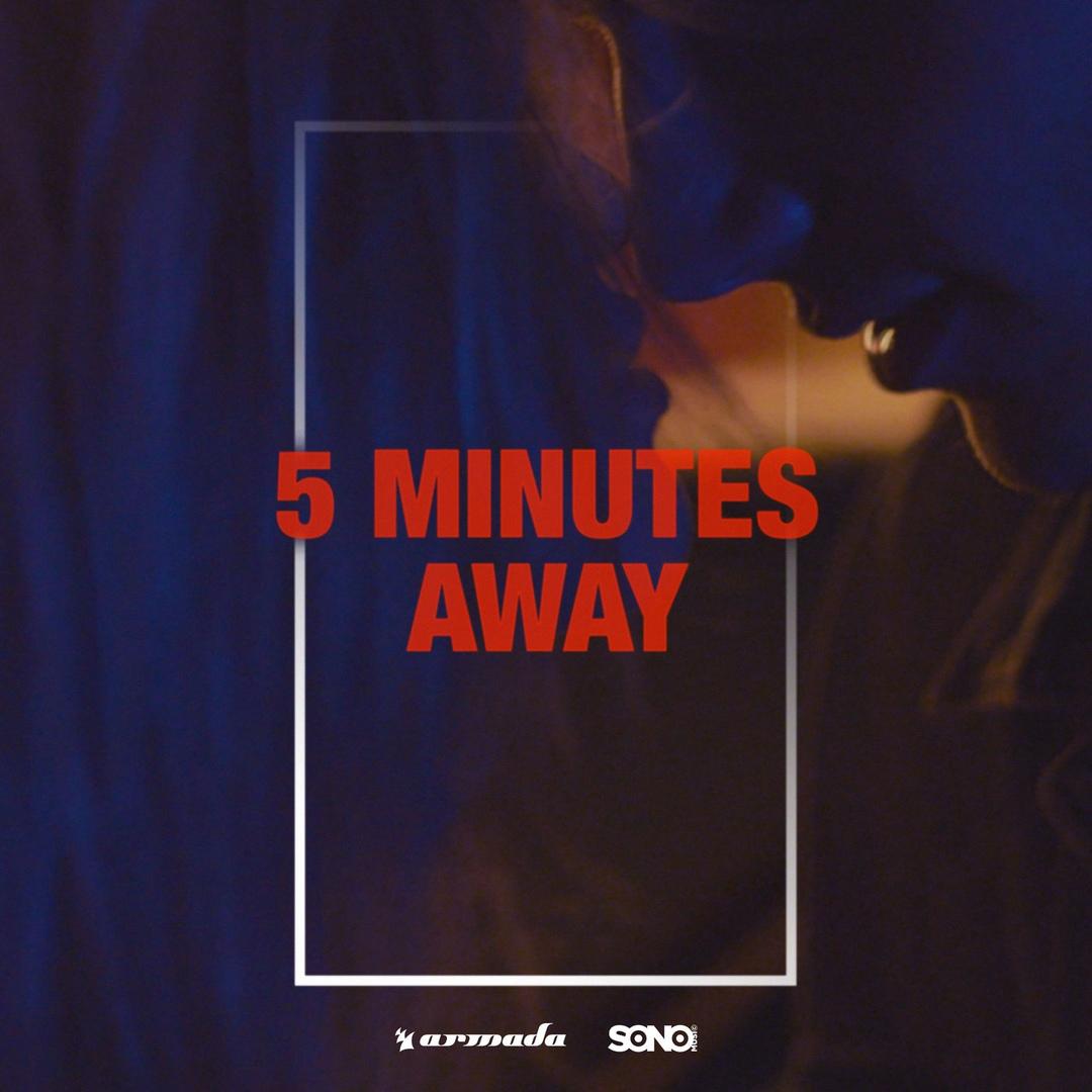 Sunnery James & Ryan Marciano Ft. Bayku - 5 Minutes Away (Original Mix)