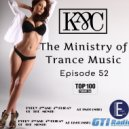 Ksander & Cage - Ministry of Trance Music. Episode 52 (Redioshow)