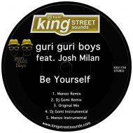 Guri Guri Boys feat. Josh Milan - Be Yourself (Dj Gomi Remix)