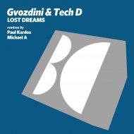 Tech D & Gvozdini - Lost Dreams  (Paul Kardos Remix)