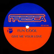 Fun Cool  &  Eddy J  - Give Me Your Love (feat. Eddy J) (Kobè Radio mix)