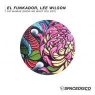 El Funkador & Lee Wilson - Fat Mamas (Show Me What You Got) (Vocal Mix)