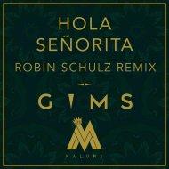 Maître Gims & Maluma  -  Hola Señorita  (Robin Schulz Remix)