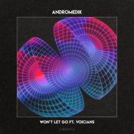 Andromedik feat. Voicians - Won\'t Let Go (Original Mix)