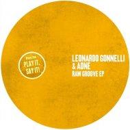 Leonardo Gonnelli, Adne - Raw Groove (Original Mix)