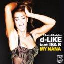 D-Like, Bodyles, D\'Andy, Isa B  - My Nana  (Instrumental Version)