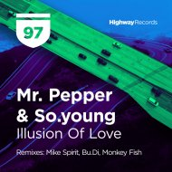 Mr. Pepper & So.young - Illusion Of Love (Bu.Di Remix)