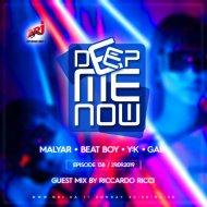 MalYar/BeatBoy/YK/Gaik Guest mix by Riccardo Ricci - DMN138 (29.09.2019) ()