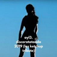 ayl3. - DiscoRatatanda 2019 (original mix)