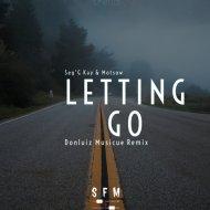 SegG\'Kay  &  Motsow  - Letting Go (feat. Motsow) (Donluiz Musicue Remix)