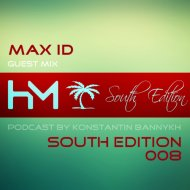 Max iD - guest mix on the south edition 008 (mix)