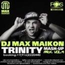 Kato & DJ Jose & Jon vs DJ DNK & Faithless - Turn The Lights Off (DJ Max Maikon Mash-Up)