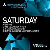 Franco De Mulero, Alex Laviano - Saturday (Original Mix)