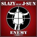 Slazy ft. J-Sun - Enemy (Axel F) [Mason Tyler Remix] (Original mix)