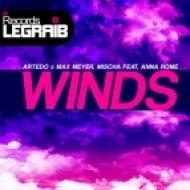 Artedo & Max Meyer, Mischa feat. Anna Rome - Winds (Original Mix)