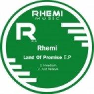 Rhemi - Freedom (Original Mix)