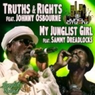 Jungle Citizenz feat. Sammy Dreadlocks - My Junglist Girl (Jungle Citizenz Remix)
