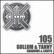 DJ Gollum, DJ Yanny - Shadows & Lights (Club Mix)