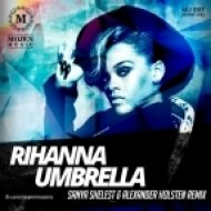 Rihanna  - Umbrella  (Sanya Shelest & Alexander Holsten Remix Radio Version) (Sanya Shelest & Alexander Holsten Remix Radio Version)