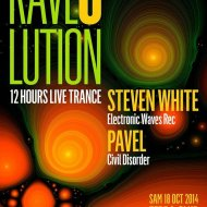 Steven White - LIVE @ ZEBRA CLUB, BACAU,ROMANIA ()