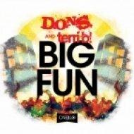 D.O.N.S., Terri B! - Big Fun (Club Mix)