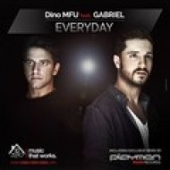 Dino MFU feat. Gabriel  - Everyday  (Chris IDH Remix)