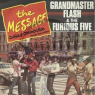 Grandmaster Flash & Furious Five - The Message (Casual Connection Boogie Funk Rework)