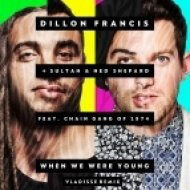 Dillon Francis & Sultan & Ned Shepard Feat. Chain Gang Of 1974 - When We Were Young (Vladisse Remix)