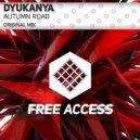 Dyukanya - Autumn Road (Original Mix)