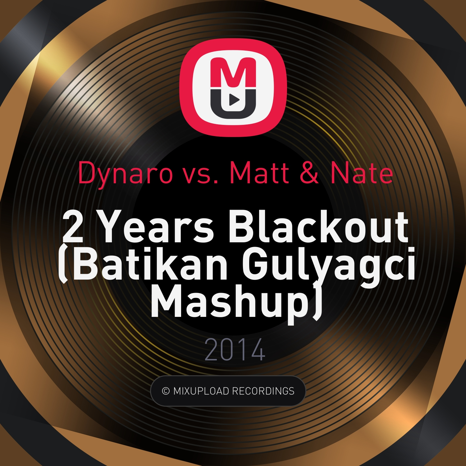 Dynaro vs. Matt & Nate - 2 Years Blackout (Batikan Gulyagci Mashup)