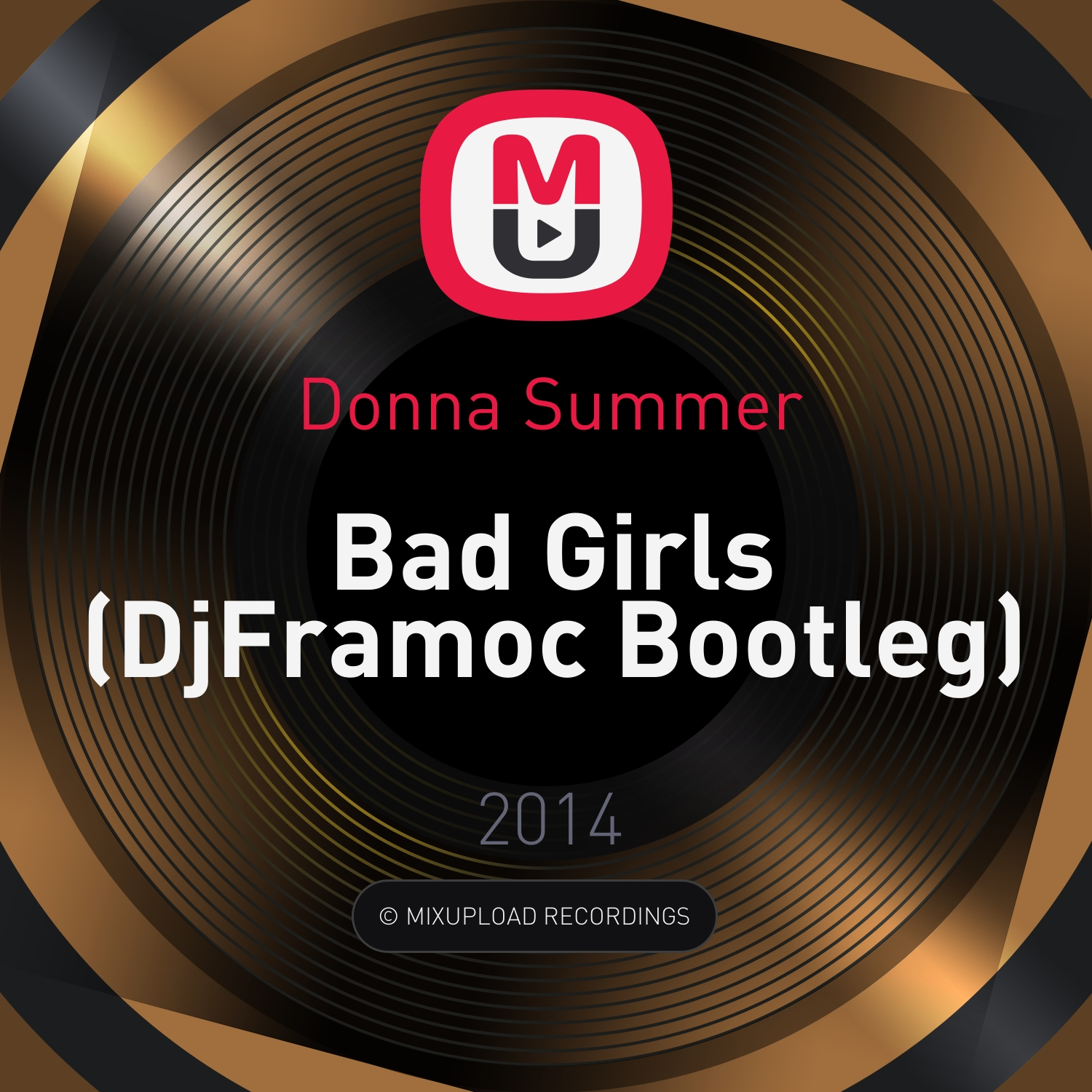 Donna Summer - Bad Girls (DjFramoc Bootleg 2k14)