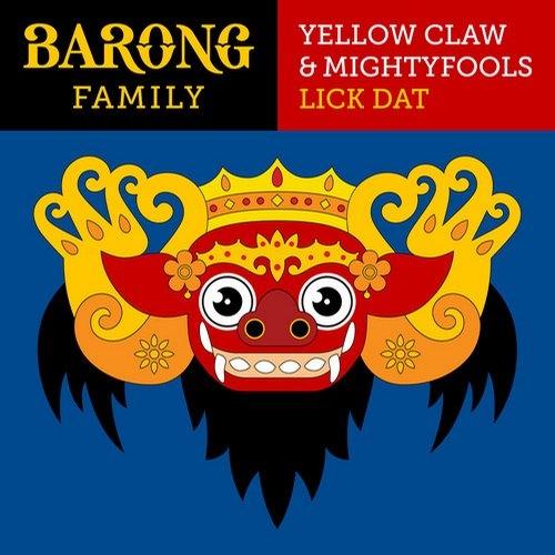 Yellow Claw & Mightyfools - Lick Dat (Hasse de Moor Bootleg)