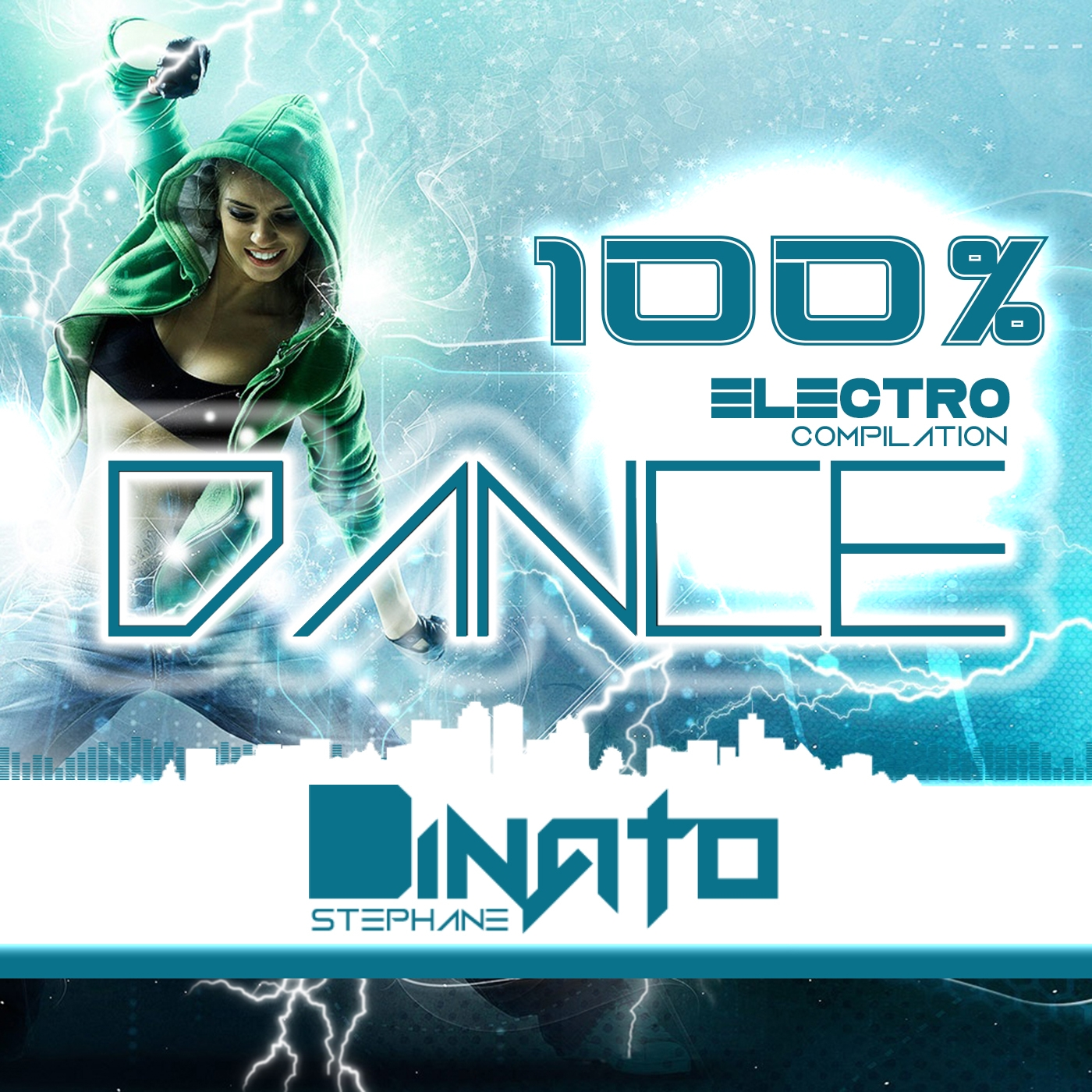 Stephane Dinato - mix live 100% Dance ()