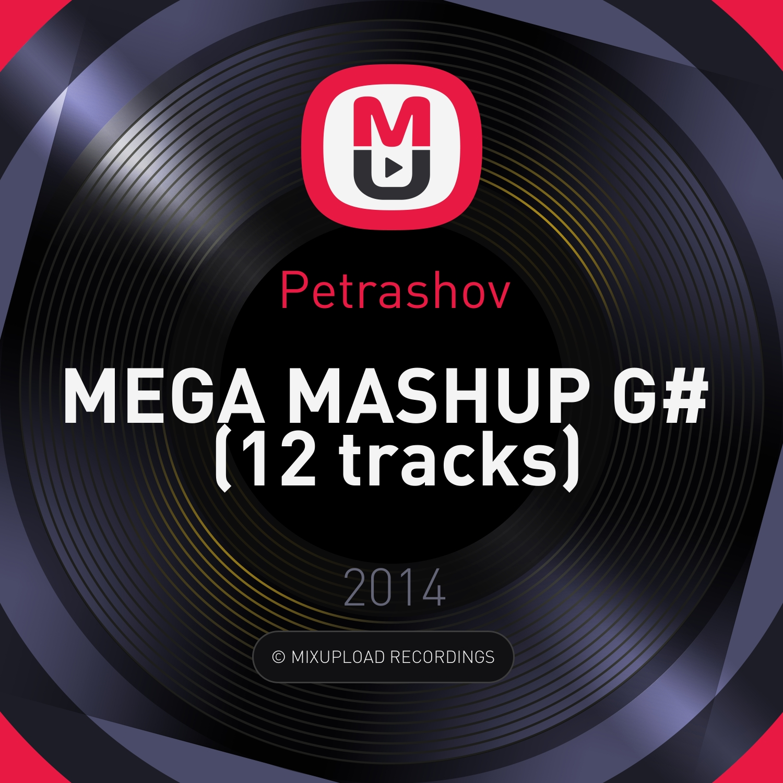 Petrashov - MEGA MASHUP G# (12 tracks)