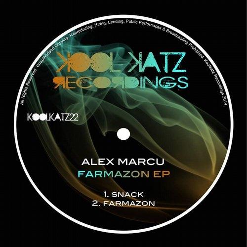 Alex Marcu - Snack (Original Mix)