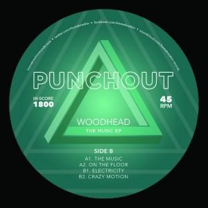 Woodhead - On The Floor (Original mix)