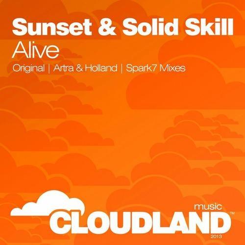 Sunset & Solid Skill - Alive (Spark7 Remix)